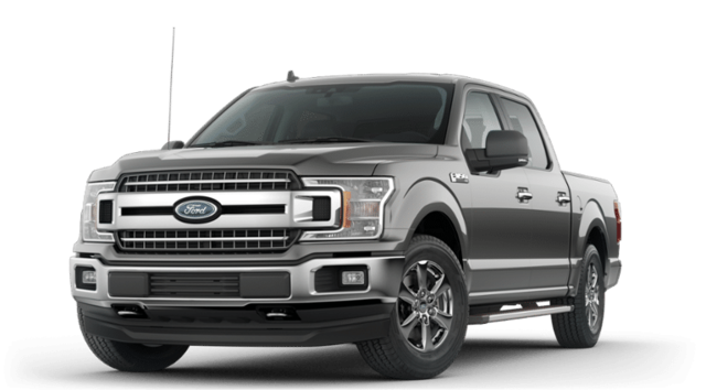 New 2019 Ford F-150 XLT Truck Salt Lake City